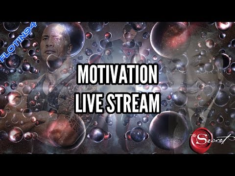 MOTIVATION LIVE STREAM