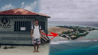 How is a prison in Maldives?