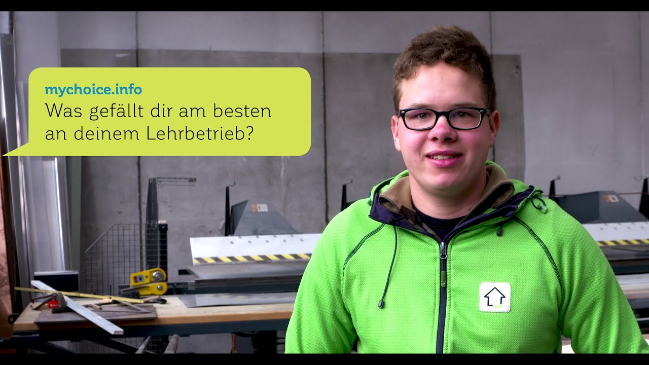 Story Dachdecker EFZ