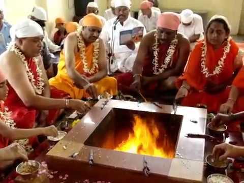 Nathpanthi Havan-Gorakshanath Mandir-24082018