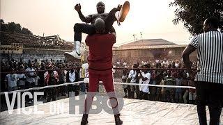 Voodoo Wrestling Was Inspired Hulk Hogan | VICE on HBO (Bonus)