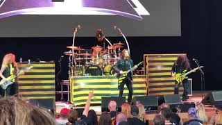 Stryper To Hell With The Devil at M3 Rock Festival 2018