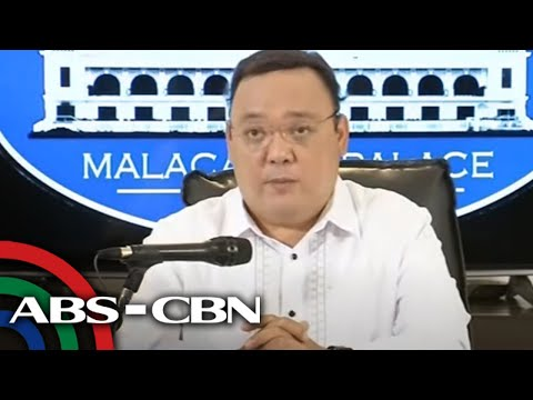 [ABS-CBN]  Presidential Spokesman Roque holds press briefing (23 July 2020)
