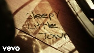 JT Hodges - Sleepy Little Town (Lyric Video)
