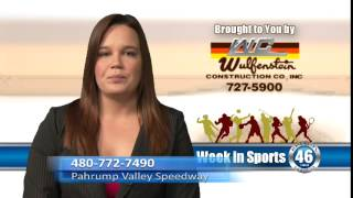 11/13/2014 Week In Sports with Courtney Salmon