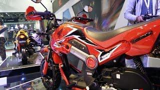 Honda NAVI : First Look : PowerDrift