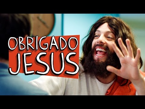 OBRIGADO, JESUS!