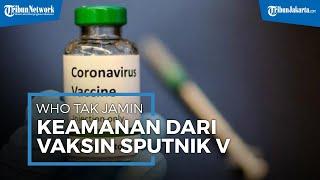 WHO Tak Jamin Keamanan Vaksin Virus Corona Buatan Rusia yang Bernama Sputnik V
