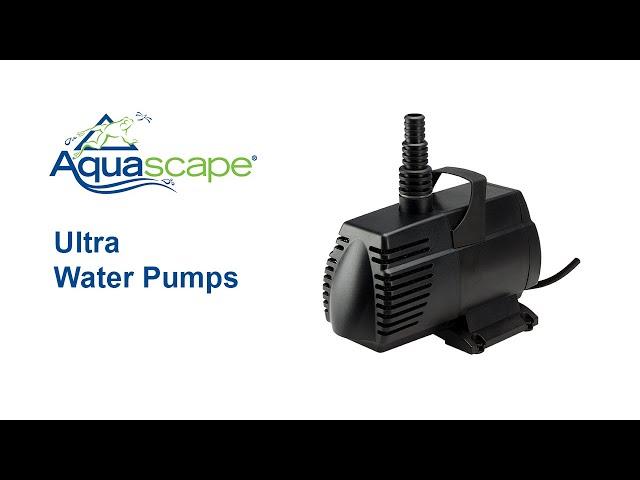 Aquascape Ultra Water Pumps