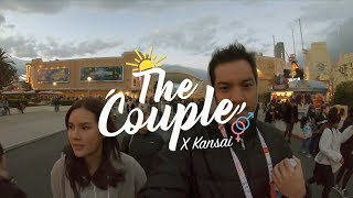 The Couple: Ep.2-3 Kansai [Arima, Kobe, USJ]