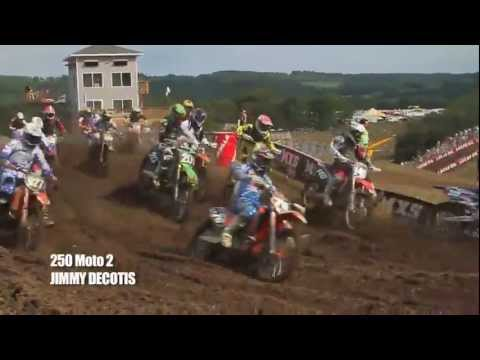 2011 Unadilla National Holeshot Recap