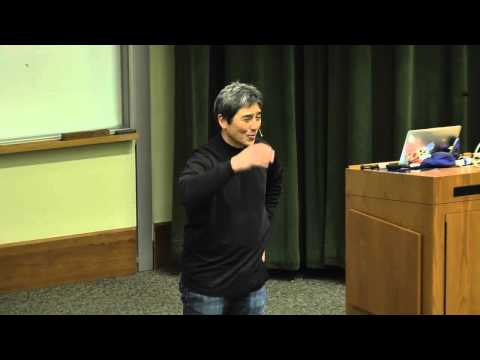 "Guy Kawasaki und die ""Top Ten Mistakes of Entrepreneurs"""