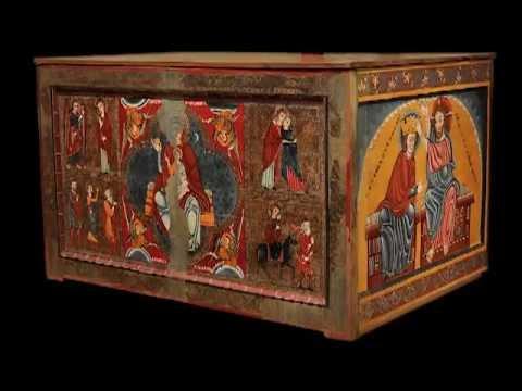 Altar de Santa Maria de Lluçà