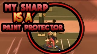MY SHARP IS REALLY A PAINT PROTECTOR!!!