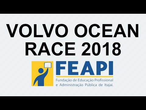 FEAPI e FISK na Volvo Ocean Race