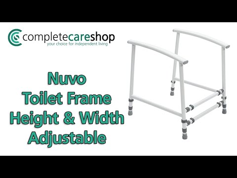 Nuvo Adult Toilet Frame - Assembly Guide