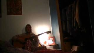 "Ani Difranco ""Studying Stones"" COVER"