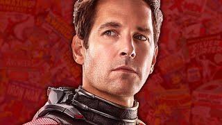 Человек Муравей спасёт вселенную? Последняя надежда Мстителей!