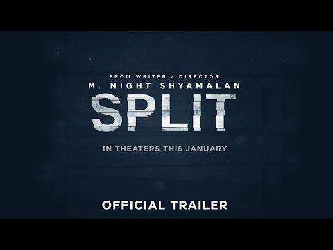 Video trailer för Split - In Theaters January 20 - Official Trailer (HD)