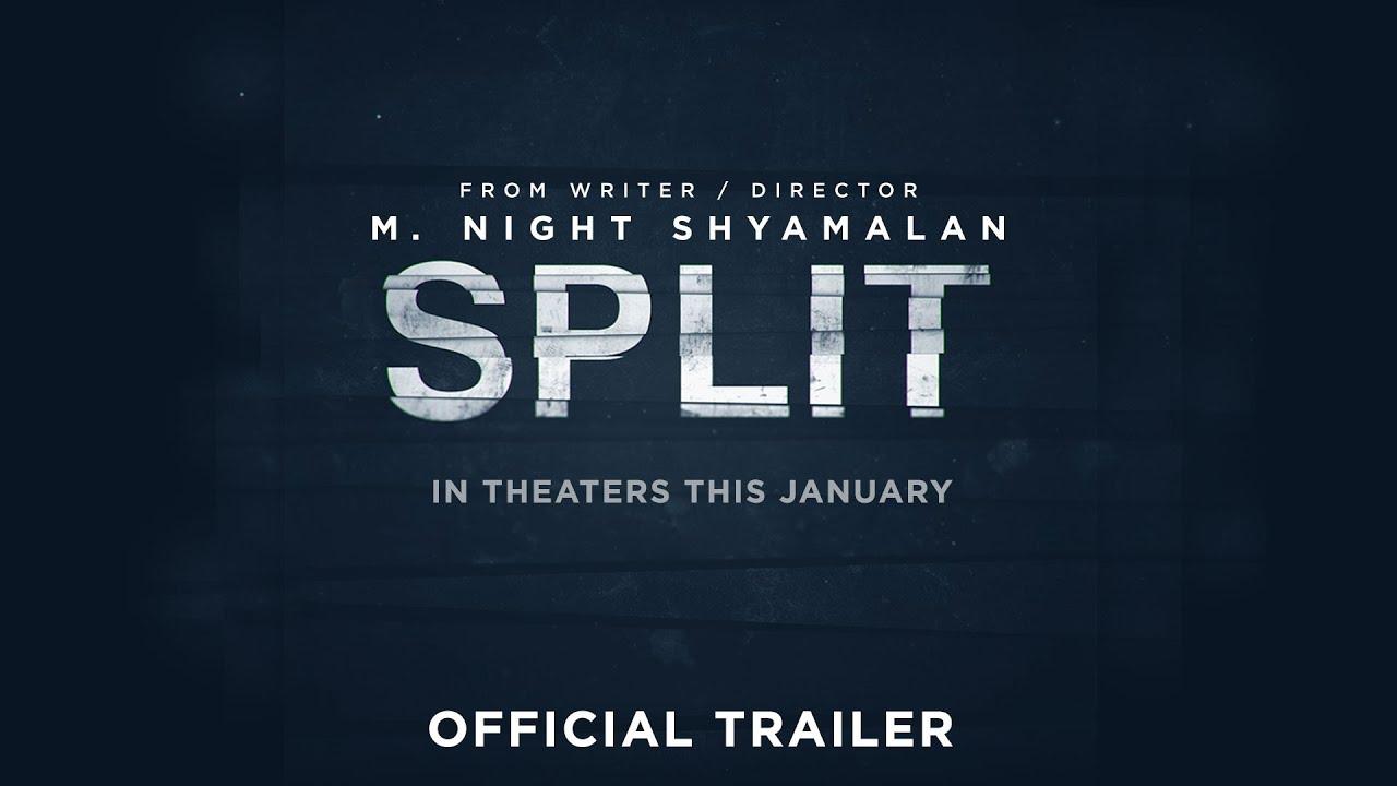 Trailer för Split