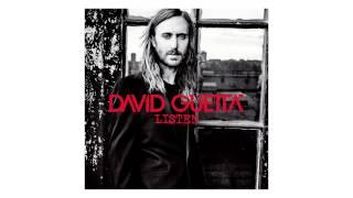 David Guetta - Goodbye Friend ft. The Script (sneak peek)