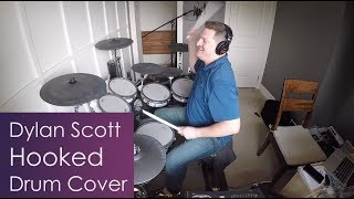 Dylan Scott   Hooked (drum Cover)