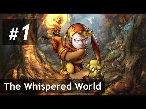 Прохождение Ускользающий мир (The Whispered World) - Часть 1