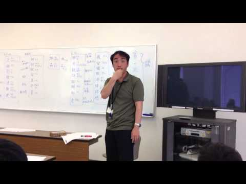 Lớp học bên nhật . Thầy giáo cực tếu. xin thề có 1 điều đặc biệt trong video
