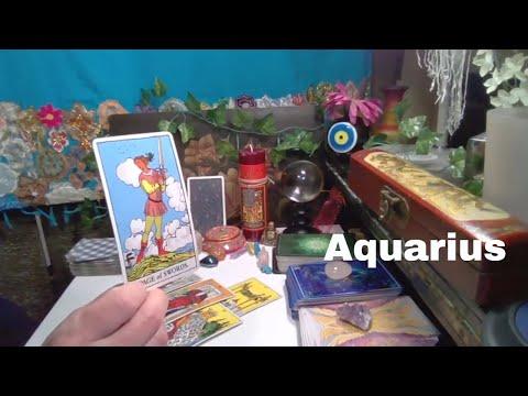 "Aquarius ""WARNING! A Social Media Post Causes Major Drama!"" Tarot Card Reading September 2021"