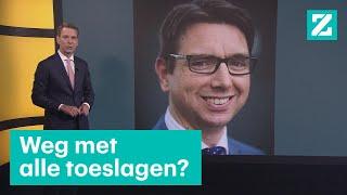 Toeslagenplan D66: Dapper idee, gaat het niet redden • Z zoekt uit