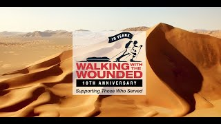 Avanti Communications partners with military charity, Walking With The Wounded, to provide satellite