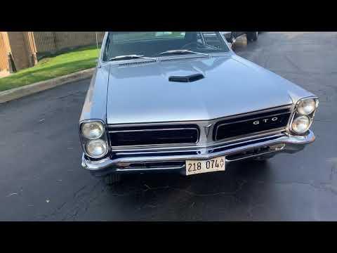 1965 Pontiac LeMans (CC-1411999) for sale in Addison, Illinois