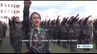 sýrske vojačky
