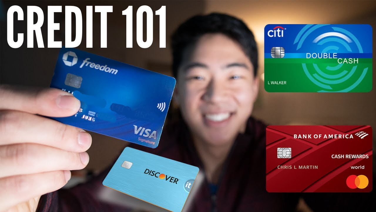 5 Best Credit Cards For Starters in 2021 | Personal Finance 101 thumbnail