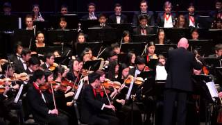 The Last of the Mohicans, Trevor Jones - Troy Symphony Orchestra, Gala Concert, 1/31/15