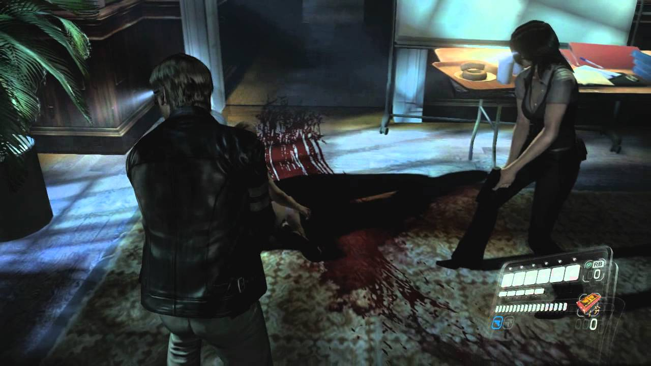 Watch 20 Minutes Of Resident Evil 6 In Action