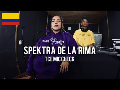 Spektra De La Rima - Fuego # 1 ( Feat. DJ MufWax ) [ TCE Mic Check ]