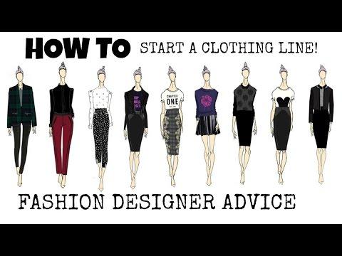 , title : 'How I Started A Clothing Line & Got Celebrity Clients   FASHION DESIGNER ADVICE