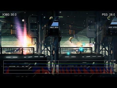 Strider video – PS4 vs. Xbox One