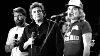 Like a Soldier - Johnny Cash & Willie Nelson