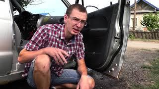 Matiz 0.8 2008г Ставим колёса побольше и удаляем ржавчину (ТАК ДЕЛАТЬ НЕ НАДО!!!)