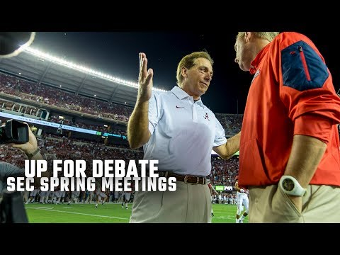 How coaches are reacting to new rules in the SEC