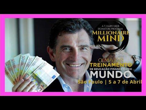 Millionaire Mind Intensive no Brasil 2020 ►CONFIRA ◄