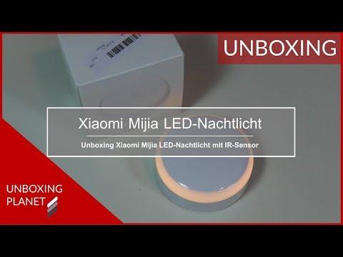Xiaomi Mijia LED-Nachtlicht mit Infrarot-Sensor