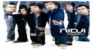 Gambar cover Nidji   Full Album Breakthru 2006