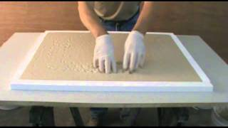 3. Mix and Place-Surecrete Concrete Countertop