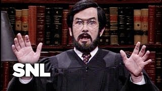 Cold Opening: Judge Ito - Saturday Night Live