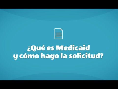 ¿Qué es Medicaid y cómo hago la solicitud?