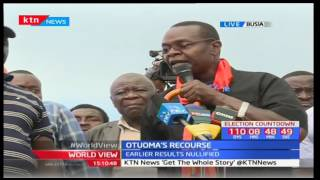 MP Paul Otuoma declares he will be on the ballot vying for governor of Busia