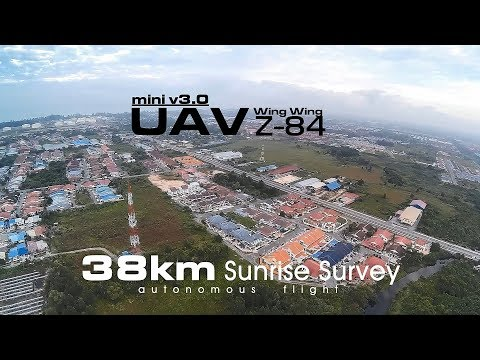 38km-sunrise-survey--uav-wing-wing-z84-v30